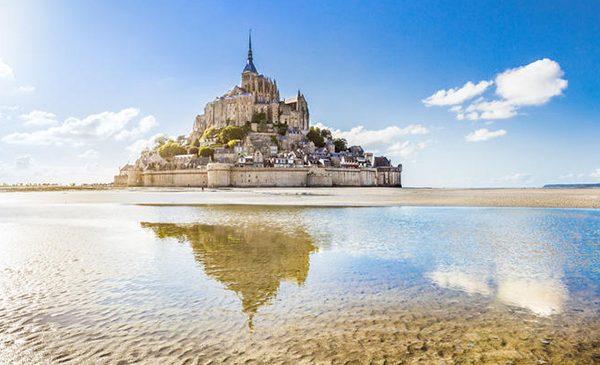 พาชมวิหารมงแซงมิเชล (Mont Saint Michel) อีกหนึ่งสถานที่ชื่อดังของฝรั่งเศส