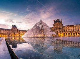 ชมความงามของศิลป์ในพิพิธภัณฑ์ลูฟร์ (Louvre Museum)