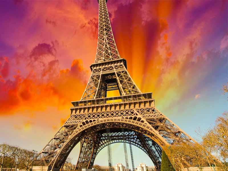 แนะนำการเที่ยวต่างประเทศที่ประเทศผรั่งเศศ